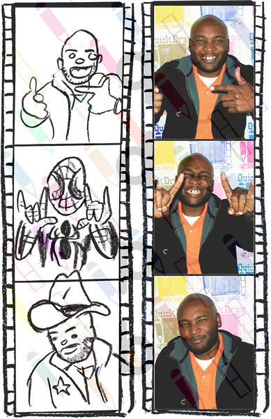 """<a href= """"http://quickdrawphotobooth.smugmug.com/Other/Mixup/36813505_MvRGRx#!i=3062223056&k=gmScZfF&lb=1&s=A"""" target=""""_blank""""> CLICK HERE TO BUY PRINTS</a><p> Then click on shopping cart at top of page."""