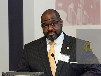 President Tillman during his speech
