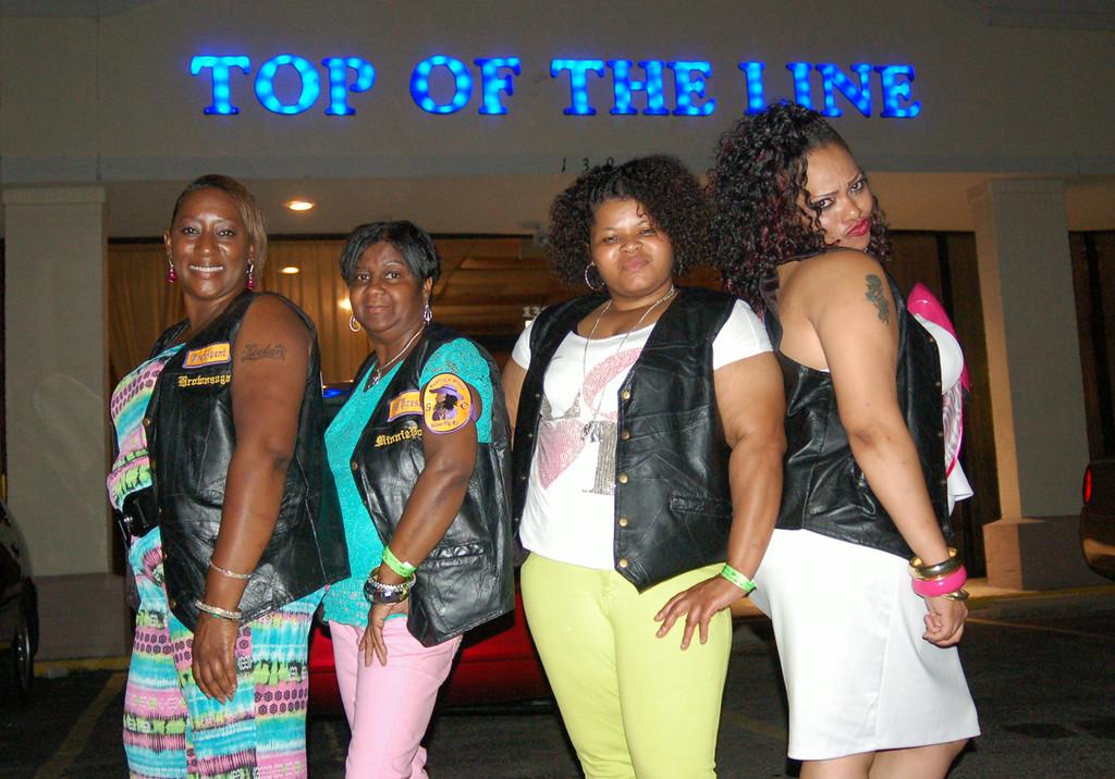 Destiny's Divas Representin'!