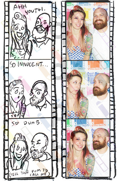 """<a href= """"http://quickdrawphotobooth.smugmug.com/Other/Mortified/37024538_ndKq9d#!i=3076215798&k=6Dd6fQG&lb=1&s=A"""" target=""""_blank""""> CLICK HERE TO BUY PRINTS</a><p> Then click on shopping cart at top of page."""