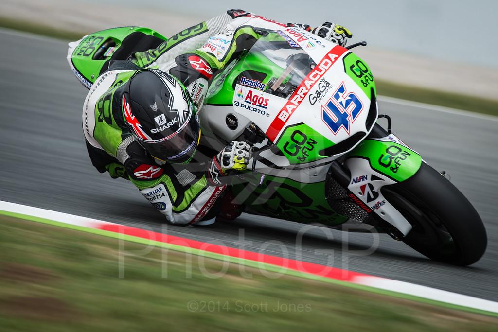2014-MotoGP-07 5-Catalunya-Test-0447