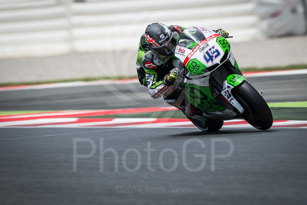 2014-MotoGP-07 5-Catalunya-Test-0319