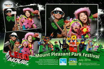 Mount Pleasant Summer Festival - Lego Movie
