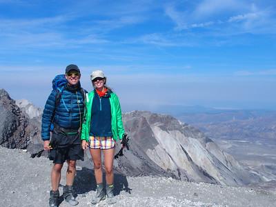 Mt St Helens - September