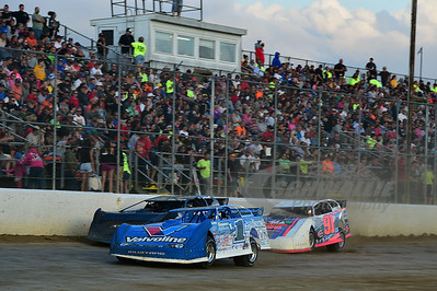 1 Rick Eckert and 91P Jason Papich