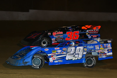 29 Rocky Owens and 36 Matt Irey