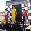 Rotax Junior Podium<br /> <br /> ©2014 Sam Feinstein<br /> <br /> (Please e-mail names by position to samfeinstein@comcast.net)