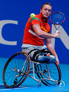 01.05 Nicolas Peifer - finals - NEC wheelchair tennis masters 2014-01.05