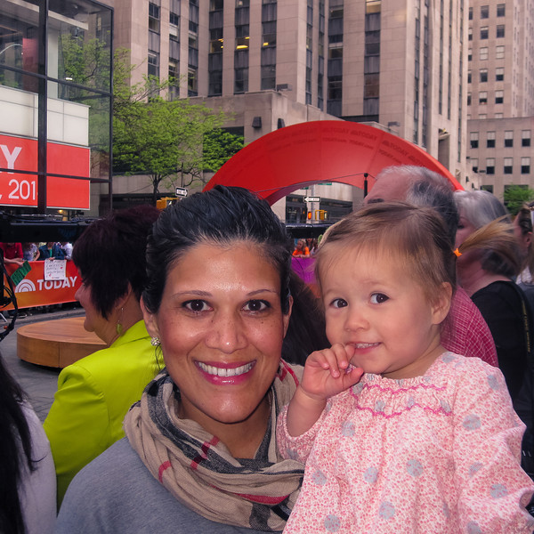 Mothers Day Weekend in NYC