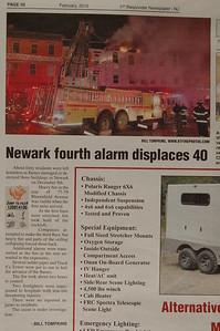 1st Responder Newspaper - February 2015