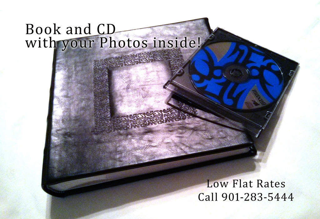 book and CD
