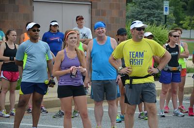 Next Half/Full Marathon Time Trial