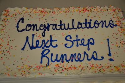 Next Step Half / Full Marathon Party
