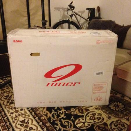Niner Air 9 RDO Build
