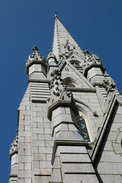 St. Mary's Cathedral, spire