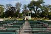 Public Gardens, bandstand