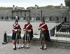 Citadel, soldiers of the 78th Highlanders