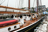 Bluenose II, deck