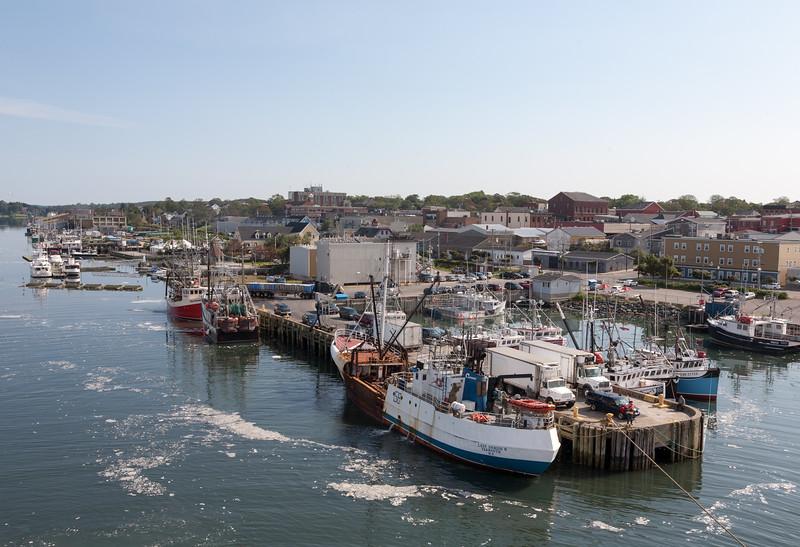 Yarmouth port