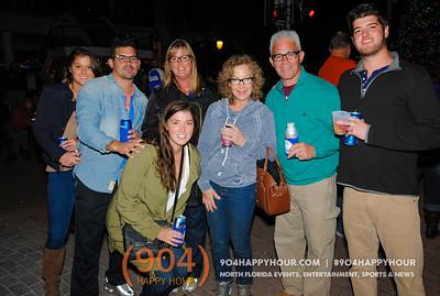 Jacksonville Light Boat Parade - 11.29.14