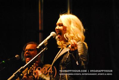 Raelynn at Jacksonville Fair - 11.14.14
