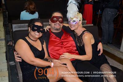 The Masquerade Ball @ Suite - 11.21.14