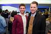 left, Aaron-Blake Conway; right, Shaun McCaulla