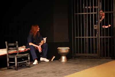 Gardner-Webb Theatre Production: Getting Out, November 2014.