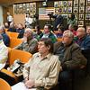 JOED VIERA/STAFF PHOTOGRAPHER-Lockport, NY-Attendees listen at Lockport's Budget meeting at City Hall. Wednesday, November, 12 2014.