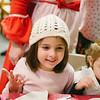JOED VIERA/STAFF PHOTOGRAPHER-Lockport, NY-Amelia Mussachio 5 decorates a cookie at Barker Chocolate Box. Saturday, November, 29, 2014.
