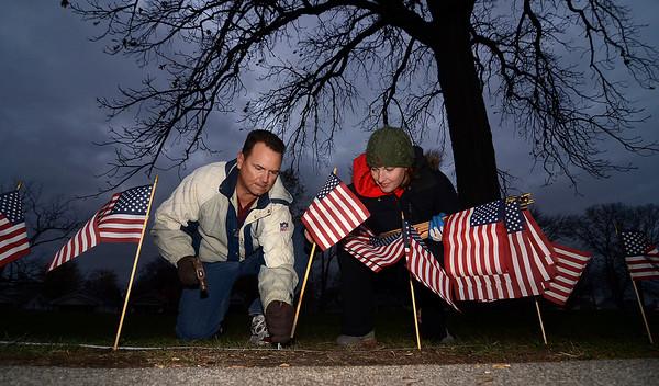MET 110814 FLAGS GOULDING