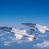 The T-38 Talon is a twin-engine, high-altitude, supersonic jet trainer used in a variety of roles because of its design, economy of operations, ease of maintenance, high performance and exceptional safety record. It is used primarily by Air Education and Training Command for undergraduate pilot and pilot instructor training. Air Combat Command, Air Mobility Command and the National Aeronautics and Space Administration also use the T-38 in various roles. (U.S. Air Force photo by Staff Sgt. Steve Thurow)