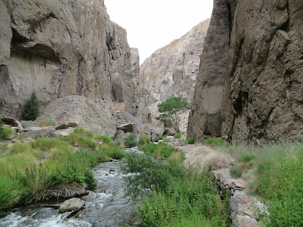 OWENS RIVER GORGE: AUGUST 3, 2014