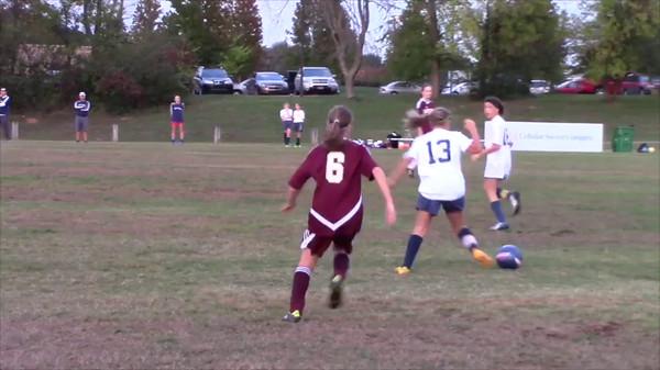 Oct. 20 - Hailey Soccer Video Highlights