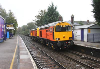 20314 Bramley 14/10/14 0Z47 Eastleigh to Barrow Hill