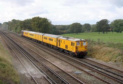 73138 Potbridge 20/10/14 1Q07 Hither Green to Woking