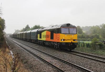 60021 Steventon 13/10/14 6Z62 Tilbury to Llanwern