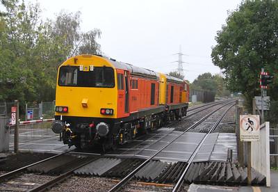 20311 Bramley 14/10/14 0Z47 Eastleigh to Barrow Hill