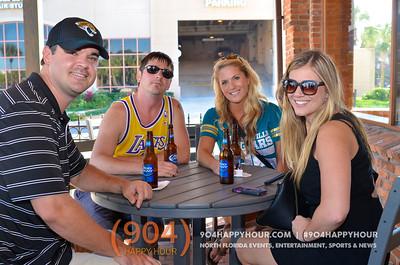Jaguars Tailgate Party @ The Ritz - 10.12.14