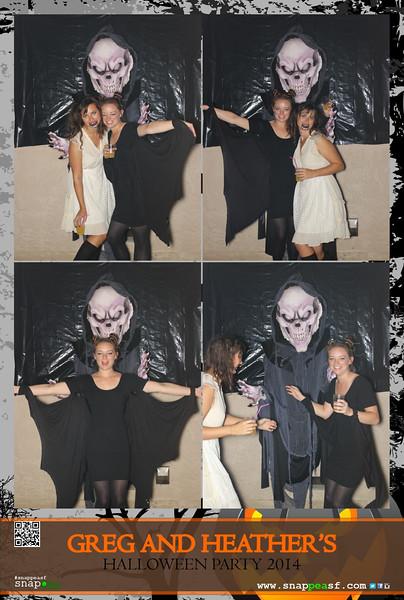 Heather & Greg's Halloween Party