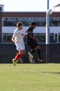 Gardner Webb's Mens soccer trumps Brevard for a 5-1 victory.