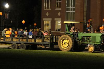 Hayride around Gardner-Webb's campus.