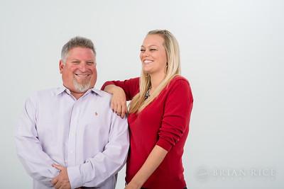 Steve and Samantha, Real Estate Headshots 10.19.14