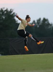 GWU women's soccer falls to Coastal Carolina wednesday, October 1st. Photos by Hannah Covington
