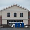 JOED VIERA/STAFF PHOTOGRAPHER-Lockport, NY- Construction continues on Walmart. Friday, October, 17 2014.