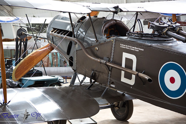 Old Warden : 14th April 2014