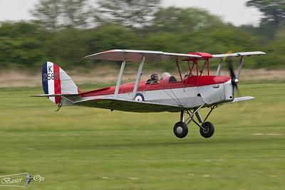 De Havilland DH.82A Tiger Moth K2585 / G-ANKT