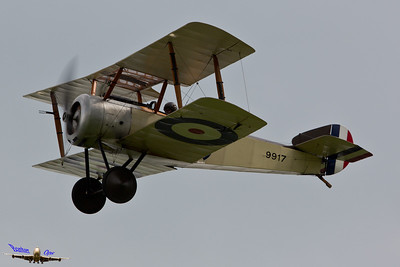 Sopwith Pup 9917 / G-EBKY