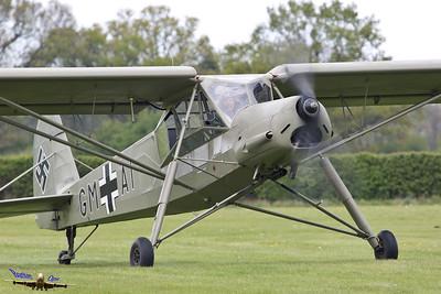 Fieseler FI-156 Storch GM+AI / G-STCH