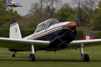 Chipmunk T.22 WP831 / G-BBMT